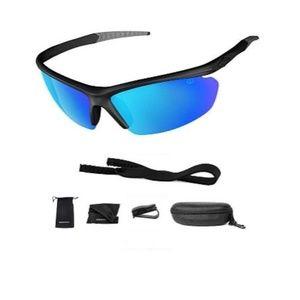 Sport Sunglasses Anti-Fog Driving UV400 Polarized